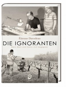 Buch Cover Etienne Davodeau Die Ignoranten Egmont Graphic Novel