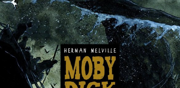 Buch Cover Chaboute Moby Dick